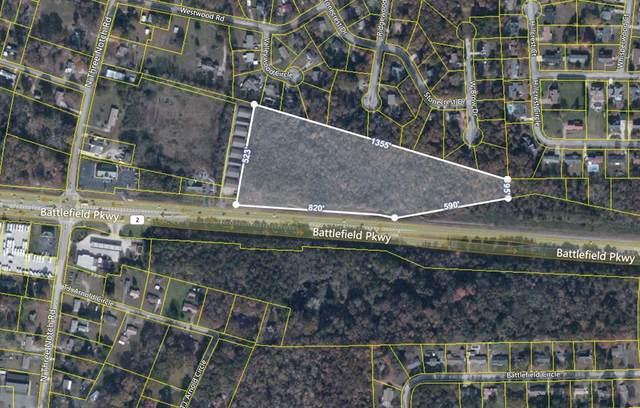0 Battlefield Parkway, Fort Oglethorpe, GA 30736 (MLS #20214763) :: The Edrington Team