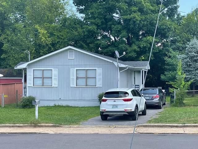 705 Church Street Se, Cleveland, TN 37311 (#20214852) :: Billy Houston Group