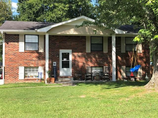 2153 Gregory Drive Se, Cleveland, TN 37323 (#20215272) :: Billy Houston Group