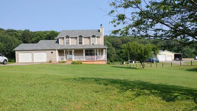 258 County Road 728, Riceveille, TN 37370 (#20215398) :: Billy Houston Group