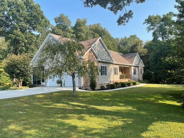 8143 Frontage Road Nw, Cleveland, TN 37312 (#20215415) :: Billy Houston Group