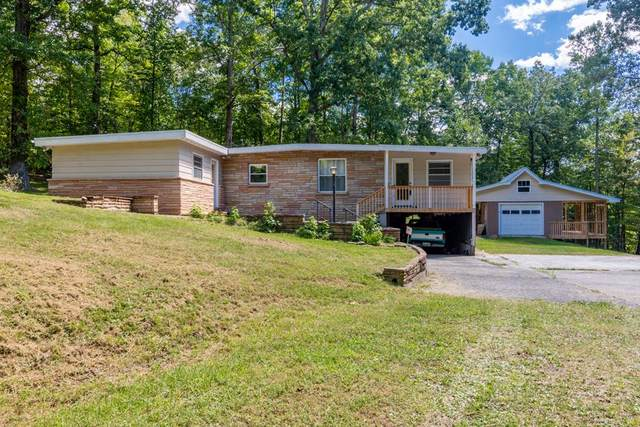750 Eagle Point Drive, Rockwood, TN 37854 (MLS #20215453) :: The Jooma Team