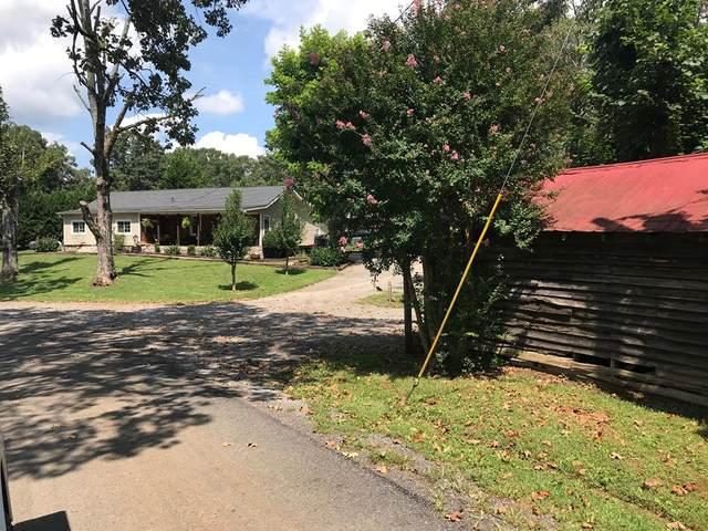 319 County Road 963, Calhoun, TN 37309 (MLS #20215480) :: The Jooma Team