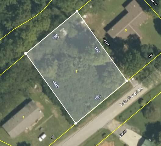 Lot 2 Lake Forest Drive, Birchwood, TN 37308 (MLS #20215952) :: The Edrington Team