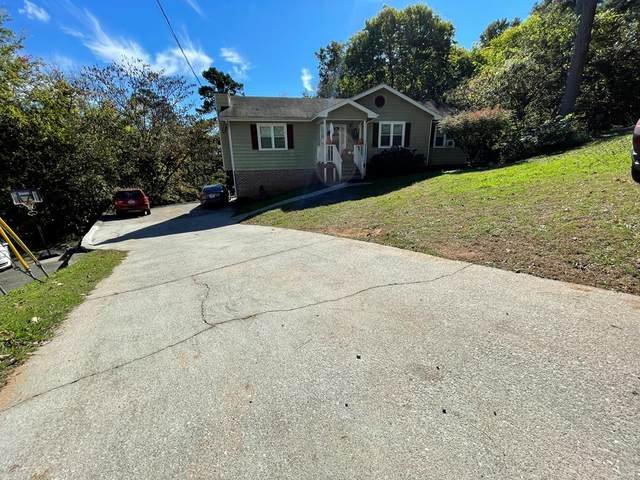 246 Brent Drive, Ringgold, GA 30736 (MLS #20216269) :: The Jooma Team