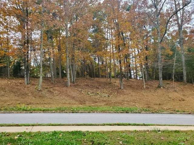 lot 77 Lenox Dr Nw NW, Cleveland, TN 37311 (#20151196) :: Billy Houston Group