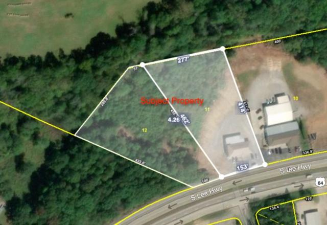 2160 South Lee Highway, Cleveland, TN 37311 (MLS #20191918) :: The Mark Hite Team