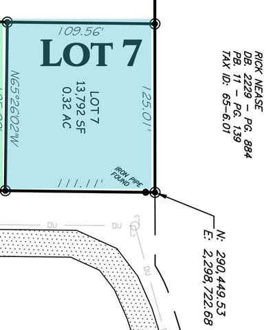 Lot 7 Eleanor Drive Sw SW, Cleveland, TN 37311 (MLS #20193365) :: The Mark Hite Team