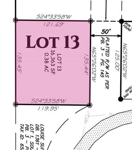 Lot 13 Eleanor Drive Sw SW, Cleveland, TN 37311 (MLS #20193369) :: The Mark Hite Team