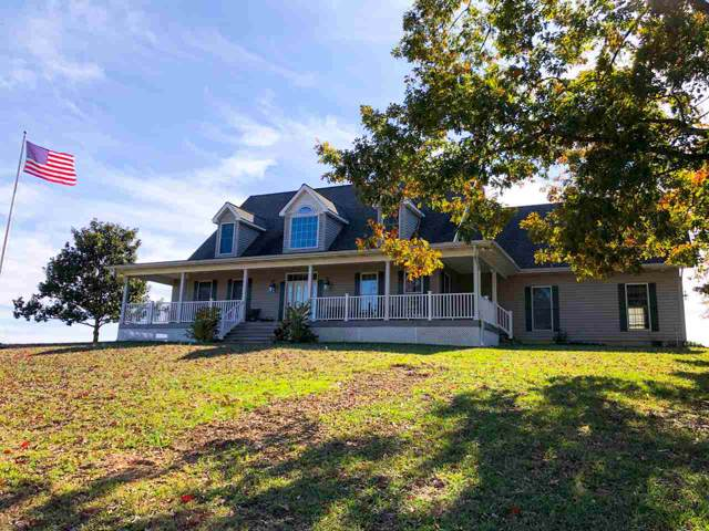418 Stump Hollow Road, Spring City, TN 37381 (MLS #20196554) :: The Mark Hite Team