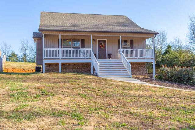 346 Old Charleston Road, Cleveland, TN 37312 (MLS #20196754) :: The Edrington Team