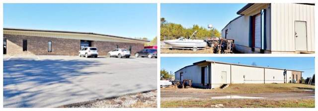 362 Industrial Park Drive, Madisonville, TN 37354 (MLS #20197069) :: The Edrington Team