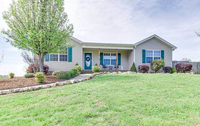 135 Timberdale Trail SE, Cleveland, TN 37323 (MLS #20201771) :: The Jooma Team