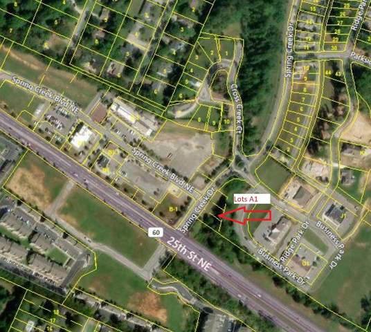Lot A1 Spring Creek Business Park Drive Ne, Cleveland, TN 37312 (MLS #20204388) :: The Edrington Team