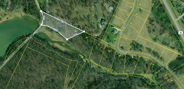 Lot 25 Wautauga Lane, Birchwood, TN 37308 (MLS #20205597) :: The Mark Hite Team