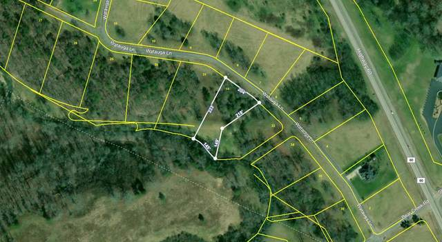 Lot 32 Wautauga Lane, Birchwood, TN 37308 (MLS #20205604) :: The Mark Hite Team