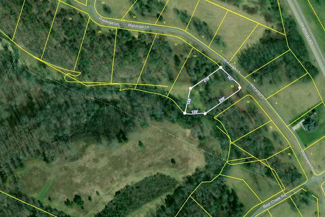 Lot 33 Wautauga Lane, Birchwood, TN 37308 (MLS #20205605) :: The Mark Hite Team