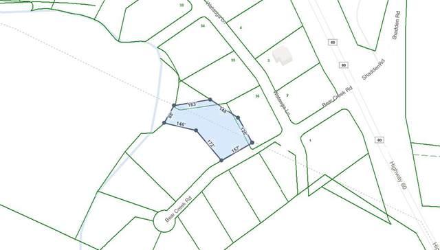 Lot 37 Bear Creek Rd, Birchwood, TN 37308 (MLS #20205608) :: The Edrington Team
