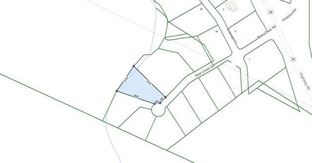 Lot 39 Bear Creek Rd, Birchwood, TN 37308 (MLS #20205610) :: The Edrington Team