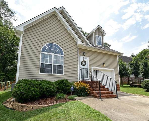 840 NW Brown Avenue, Cleveland, TN 37311 (MLS #20206477) :: The Mark Hite Team