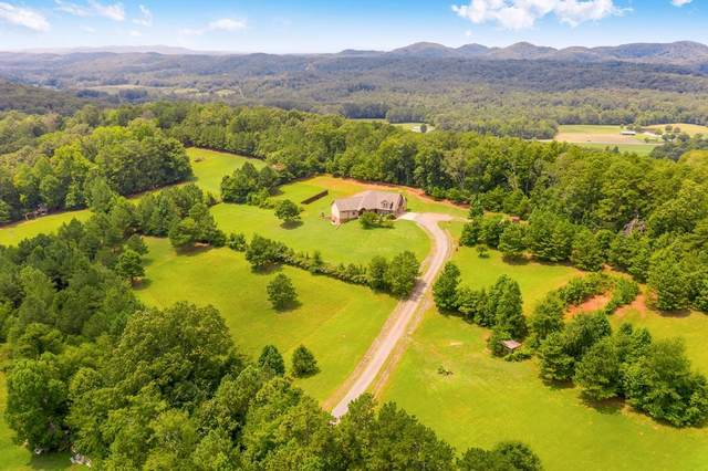 1612 NW Eads Bluff Road, Georgetown, TN 37336 (MLS #20206671) :: Austin Sizemore Team