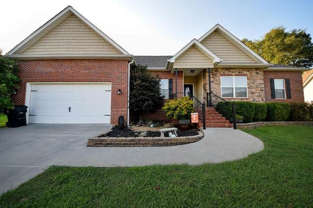 310 NW Thoroughbred Dr, Cleveland, TN 37312 (MLS #20207135) :: The Mark Hite Team