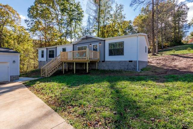 392 Allison, Harriman, TN 37748 (#20209148) :: Billy Houston Group
