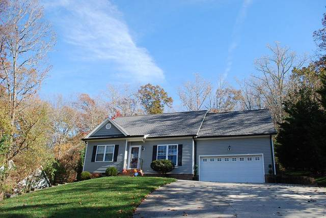 2011 NW Laurel Springs Drive, Cleveland, TN 37311 (MLS #20209410) :: Austin Sizemore Team