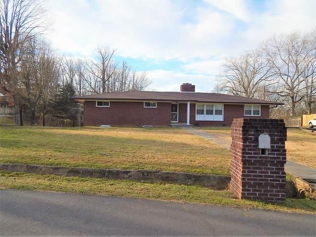 1706 SW Forest Ridge Circle, Cleveland, TN 37311 (MLS #20210369) :: The Jooma Team