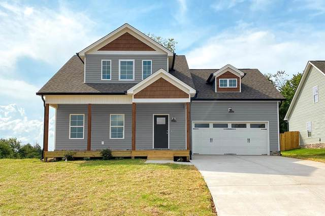 Lot 48 Cobblestone Ridge Subdivision, Cleveland, TN 37311 (#20210615) :: Billy Houston Group