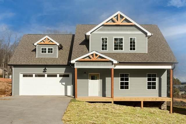 Lot 10 Cobblestone Ridge Subdivision, Cleveland, TN 37311 (#20210617) :: Billy Houston Group