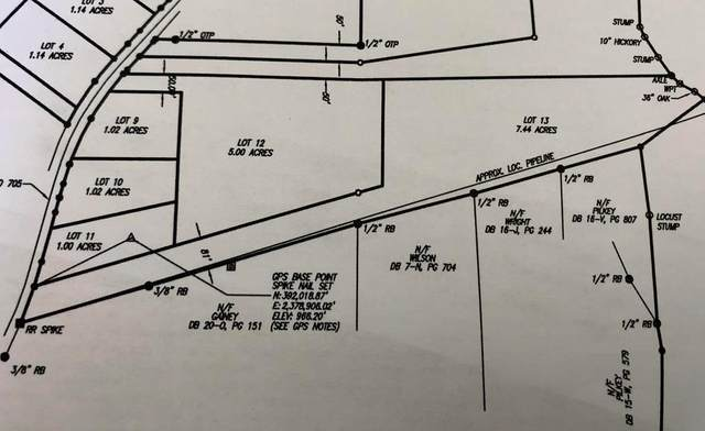 Lot 13 County Road 675, Athens, TN 37303 (#20211953) :: Billy Houston Group
