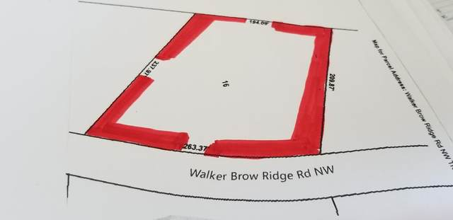 lot 16 Walker Brow Ridge Rd, Cleveland, TN 37312 (MLS #20212016) :: The Jooma Team