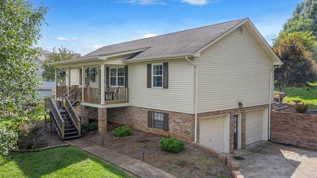 201 Vermont Drive Nw, Cleveland, TN 37312 (MLS #20214232) :: The Jooma Team