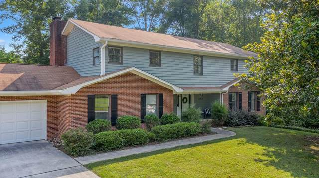 309 Bell Crest Dr Nw, Cleveland, TN 37312 (MLS #20214465) :: The Jooma Team