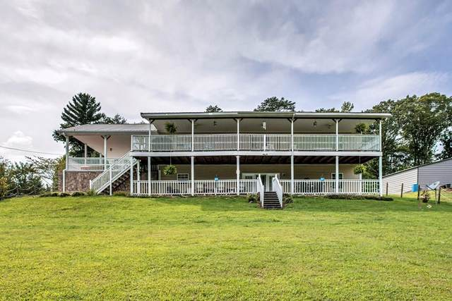 103 Cottage Drive, Ten Mile, TN 37880 (#20214942) :: Billy Houston Group
