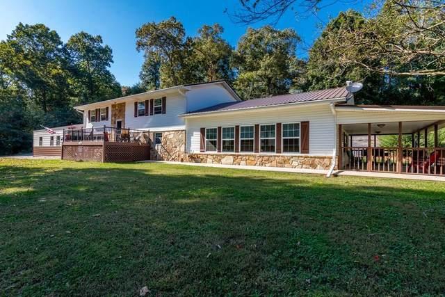1312 Bluff Road, Harriman, TN 37748 (MLS #20207422) :: Austin Sizemore Team