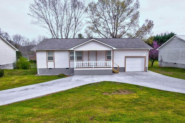 320 Circle R Drive, Benton, TN 37307 (#20211647) :: Billy Houston Group