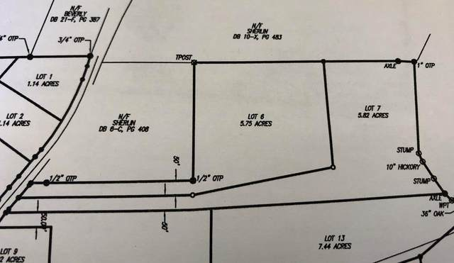 Lot 7 County Road 675, Athens, TN 37303 (#20211940) :: Billy Houston Group