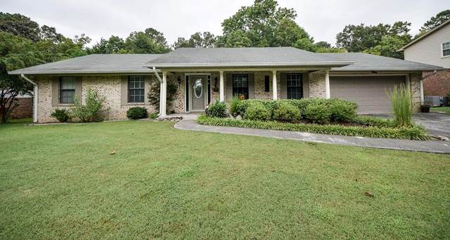 4015 Tomahawk Circle Nw, Cleveland, TN 37312 (#20213859) :: Billy Houston Group