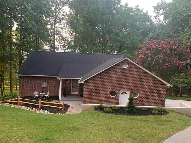 1628 Briar Hill Way, Maryville, TN 37803 (MLS #20214192) :: The Jooma Team