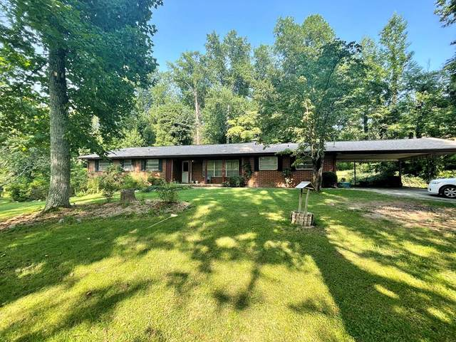 121 County Road 672, Athens, TN 37303 (MLS #20214286) :: The Jooma Team