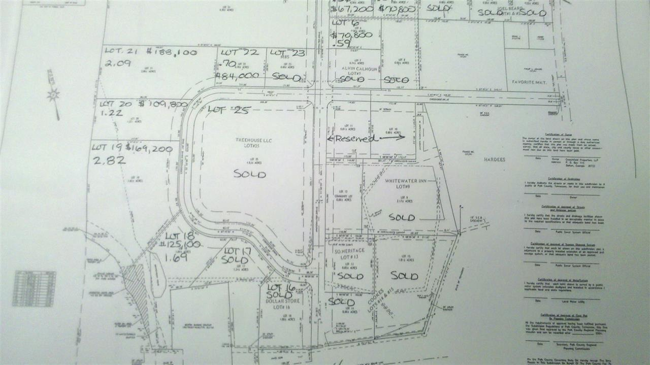Lot 20 Ocoee Town And Country - Photo 1