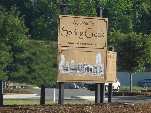 Lot F Spring Creek Crossing, Cleveland, TN 37312 (#20163611) :: Billy Houston Group