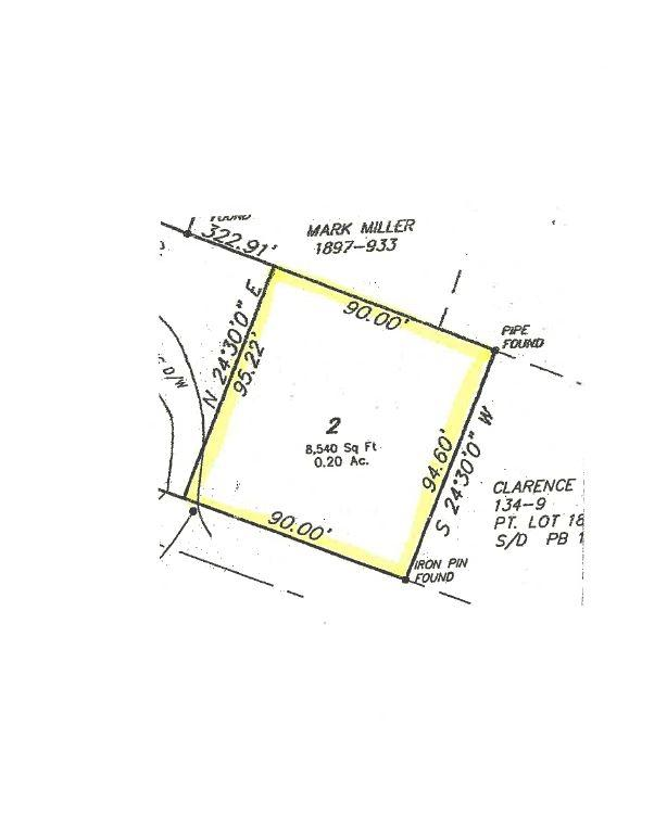 Lot 2 Lake Street NW, Cleveland, TN 37312 (#20181714) :: Billy Houston Group