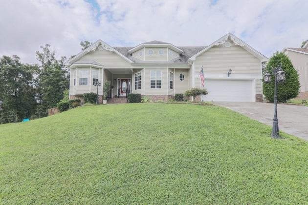 253 Southern Oaks Drive SE, Cleveland, TN 37323 (#20184627) :: Billy Houston Group