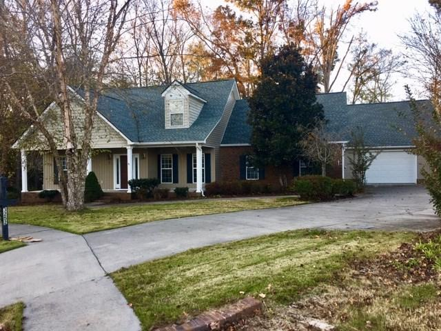 3252 Post Oak Dr Nw NW, Cleveland, TN 37312 (#20186739) :: Billy Houston Group