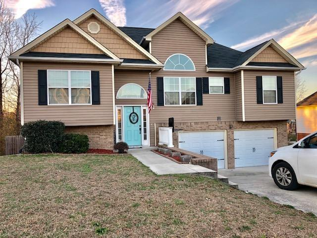 9227 Wood Dale Ln, Hixson, TN 37343 (MLS #20190264) :: The Mark Hite Team