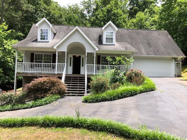 1433 Eads Bluff Road NW, Georgetown, TN 37336 (#20193711) :: Billy Houston Group