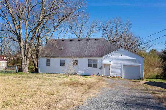 Lot 16 & 17 Harper St NW, Cleveland, TN 37312 (#20196129) :: Billy Houston Group
